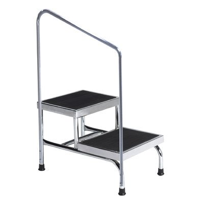 Perfect Cheap 2-Step Heavy Duty Step Stool with 600 lb  Load