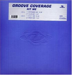 Groove Coverage - Moonlight Shadow*Rmx [Vinyl Maxi-Single] - Zortam Music