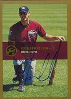 Kevin Haverbusch Altoona Curve - Angels Affiliate 2000 Just Autographed Hand Signed... by Hall of Fame Memorabilia