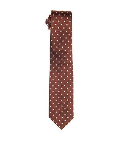 CORTEFIEL Cravatta Seta [Rosso Scuro]