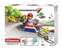 Nintendo Mario Kart 7 1:43 Scale Slot Car Race Track Set [Toy] by CARREA