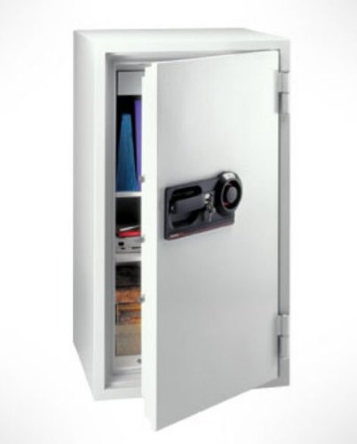 1-Hour Fireproof Key Lock Security Safe Height: 47.6""