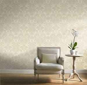 Gran Deco Hyde Park Wallpaper - Pink by New A-Brend