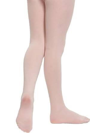 Girls / Childs Ballet Tight Pink Size 1 (3-5 yrs)