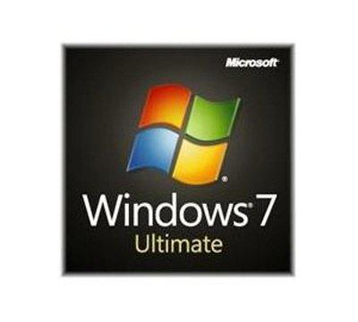 Microsoft Windows7 Ultimate (DSP/OEM)日本語版 32bit