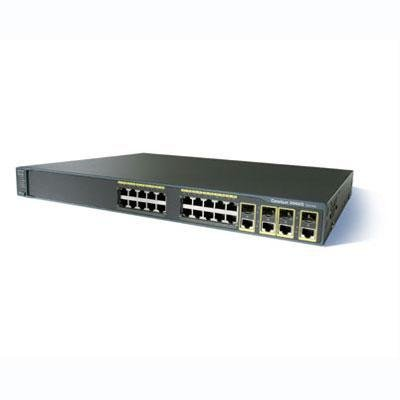 Cisco Catalyst Ws-C2960G-24Tc-L 2960G-24Tc Gigabit Switch