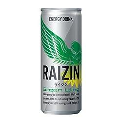 大正製薬 RAIZIN Green Wing(ライジン グリーンウイング)250ml 1ケース(30本入)