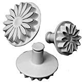 PME Sugarcraft Plunger/Cutter - Sunflower - 3