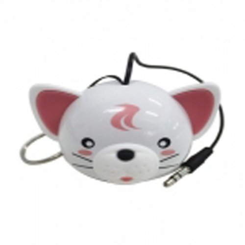 Piggy2Gether - Cutie Mini Speaker For Iphone, Samsung, Smartphone (Portable Speaker, 2X3X2 Inc)