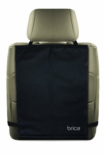 BRICA Kick Mats (2 pack), Black (Discontinued by Manufacturer)
