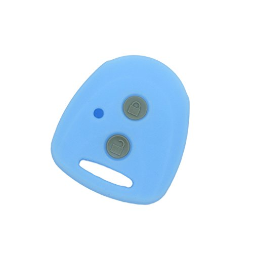 fassport-silicone-cover-skin-jacket-fit-for-perodua-2-button-remote-key-cv4472-light-blue