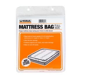 "Amazon Uhaul Mattress Bag Protector Full 87"" x 54"