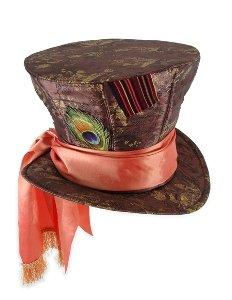 Alice in Wonderland - Disney Mad Hatter Hat Adult Accessory