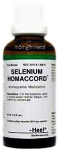 Selenium Homaccord 50 ml by Heel/BHI