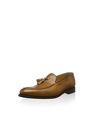 BARKER SHOES Slipper hellbraun