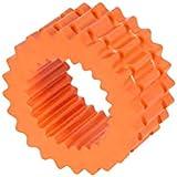 Lovejoy S-Flex Coupling, H Type Elastomer Sleeve, 2-Piece Design, Hytrel