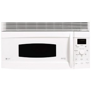 GE Profile SCA1000HWW 30 1.4 cu. ft. Over-the-Range Advantium Microwave Oven