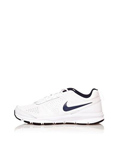 Nike Zapatillas T-Lite Xi Blanco / Azul Marino