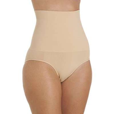 Shapewear Damen Miederslip figurformend - hohe Taille - nahtlos & bequem from Camille