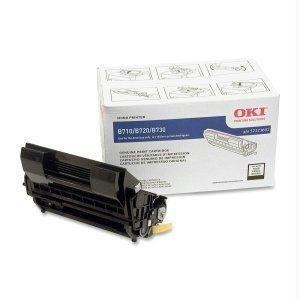 Oki - Black - Original - Toner Cartridge - For B710