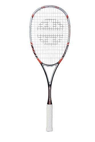 Unsquashable Squash-Schläger CP 6004, black-silver-red, 2014, 296272