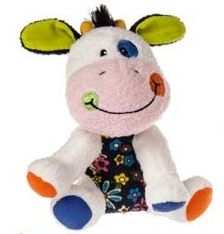 "Cheery Cheeks Cheery Sprouts Cow - 4"" by Mary Meyer - 1"