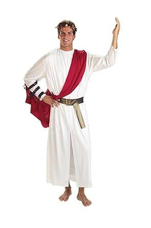 Amazon.com: Roman God Adult Halloween Costume: Adult Sized Costumes
