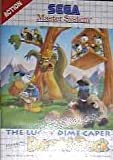 The Lucky Dime Caper starring Donald Duck - Master System - PAL