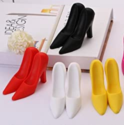 ASCENSION Silicone High Heels Shape Phone Stand for iPhone 5 , Samsung Apple Lenovo Dell Asus Google iPhone LG HTC Nokia Motorola and All Other Mobile Phones