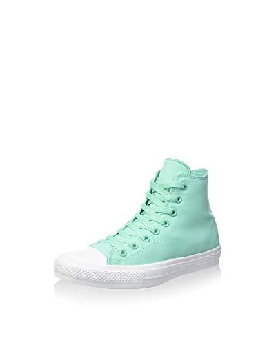 Converse Hightop Sneaker Ct As Ii Hi Neon Poly türkisgrün