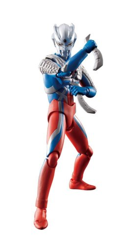 Picture of Bandai Ultra-Act Ultraman Zero action figure (B003JPAOFY) (Bandai Action Figures)