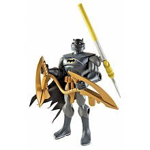 Smashing Axe Batman Action Figure - 1
