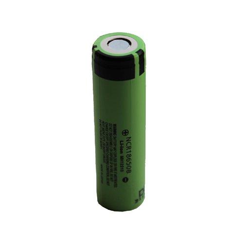 Panasonic NCR18650B_1 18650 Li-Ion Akku (3,7 V, 3400mAh, 1-er Pack)