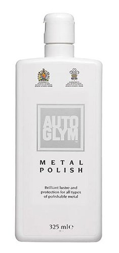 Autoglym 325ml Metal Polish