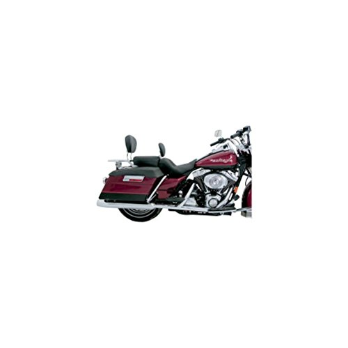 Mustang Lowdown Touring 1 Piece Seat With Driver Backrest