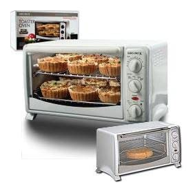 Euro-Pro Toaster Oven TO284 Factory Serviced