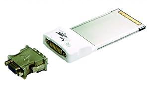 Vtbook PCMCIA Typeii Video Card with Dvi & VGA Adapters