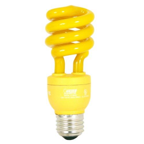 Feit Electric ESL13T/BUG 13-Watt Compact Fluorescent Mini Twist Bug (60-Watt Incandescent Equivalent)