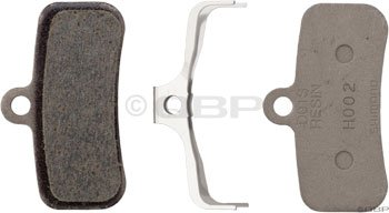 Image of Shimano BR-M810 D01S Resin Disc Brake Pad (Y8FF98020)