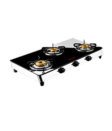 Reflection Gas Cooktop (3 Burner)