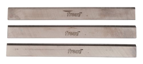 Freud 6 x 5/8 x 1/8 High Speed Steel Industrial Planer and Jointer Knives (C350)