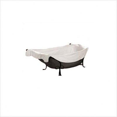 Bathtubs Showers Store Online: Draped Free Standing Soaking Bathtub Kit