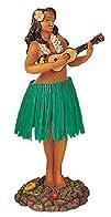 Dashboard Doll  Hula Girl with Ukulele