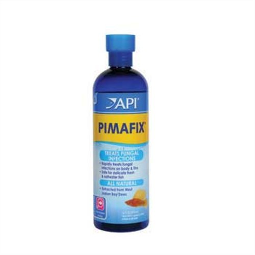 API Pimafix Antifungal Fish Remedy, 16-Ounce