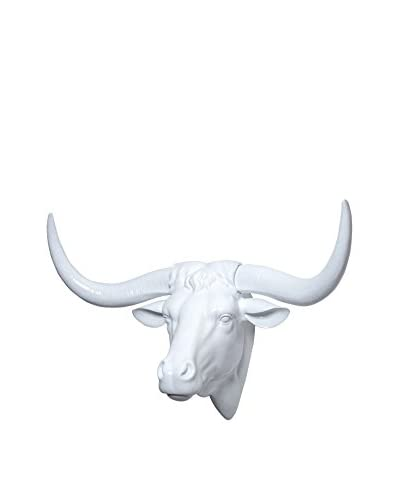 Interior Illusions Cosby Bull Head Wall Hanging