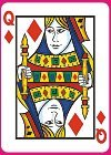 Casino Party Cutout Assortment 18 In.