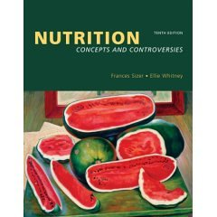 Nutrition: Concepts and Controversies- Text Only