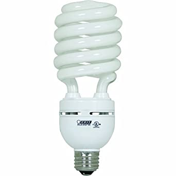 Feit Electric ESL40TN/D 40-Watt Compact Fluorescent High-Wattage Bulb, Daylight