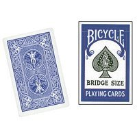 Bicycle Bridge Cards (Blue)