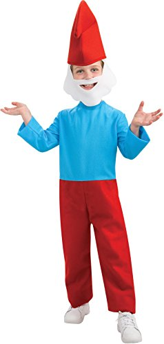 Kids Papa Smurf Costume - Costume Ideas